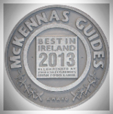 McKenna's Guides Best in Ireland Irish Food Guide, 2013 image