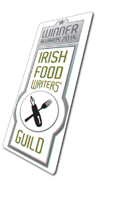 Winner of Irish Food Writers Guild Award