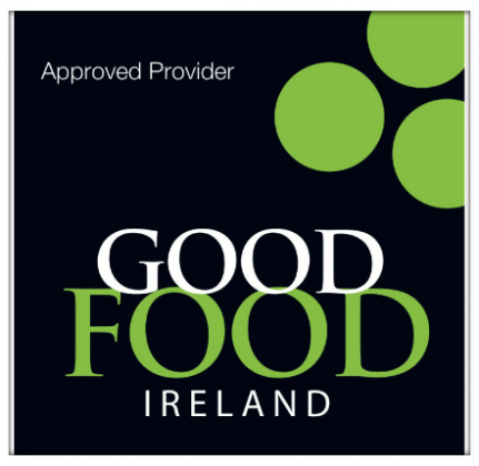 Approved Provider Good Food Ireland logo