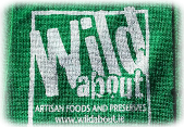 Wild about kelly green gift bag image