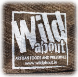Wild about khaki green gift bag image