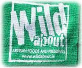Wild about spring green gift bag image