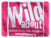 Wild about raspberry pink gift bag image