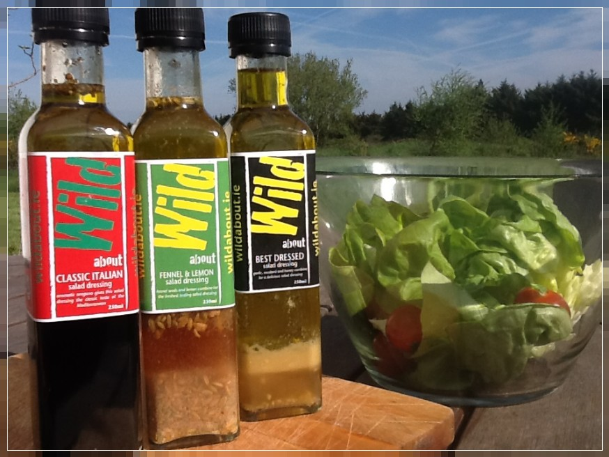Trio of Wild about Salad Dressings image