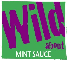 Wild about Mint Sauce label image