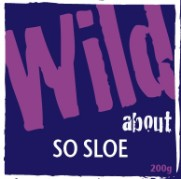 Wild about SO SLOE label image