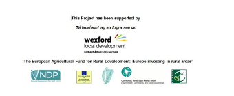 This project has been supported by Wexford Local Development logo