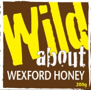 Wild about Wexford Honey label image