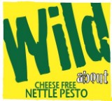 Wild about Cheese Free Nettle Pesto label image