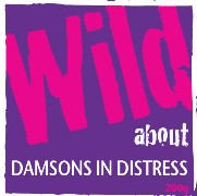 Wild about Damsons in Distress label image
