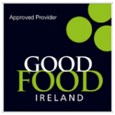 Good Food Ireland Approved Provider Award image
