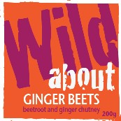 Wild about Ginger Beets label image