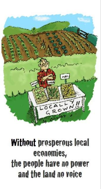Locally grown farmstand image