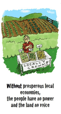 Without prosperous local economies,