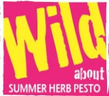 Wild about Summer Herb Pesto label image