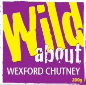 Wild about Wexford Chutney label image
