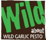 Wild about Wild Garlic Pesto label image